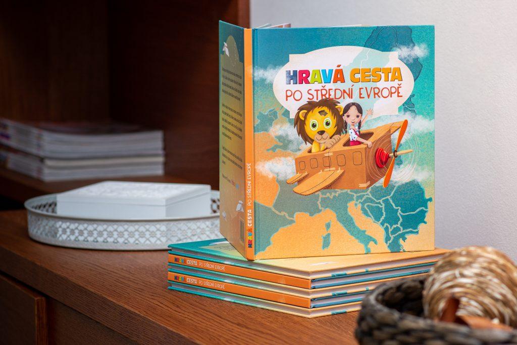 dětská kniha pohádek